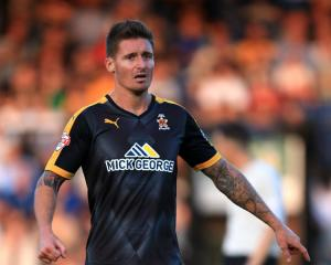 Cambridge United expected to make Corr decision soon