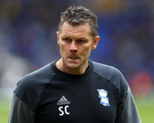 Steve Cotterill appointed as manager of Birmingham