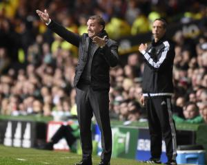 Celtic boss Brendan Rodgers admits pride was hurt following PSG hammering