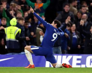 Morata header hands Chelsea much-needed victory over Manchester United