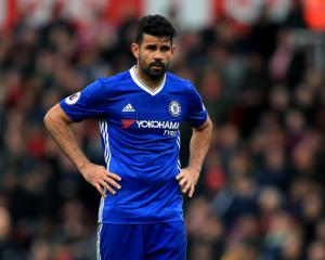 Chelsea pricing me out of Atletico Madrid return - Diego Costa