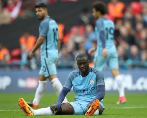 Yaya Toure critical of refereeing standards following City