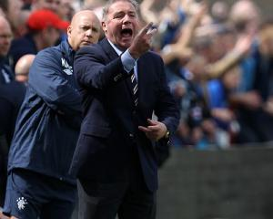 McCoist looking to strengthen squad