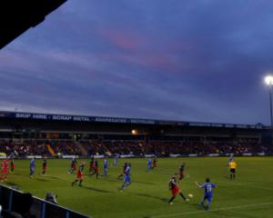 Macclesfield V Sheff Wed at The Moss Rose : Match Preview