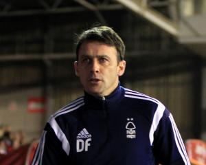 Dougie Freedman returns to Crystal Palace as club