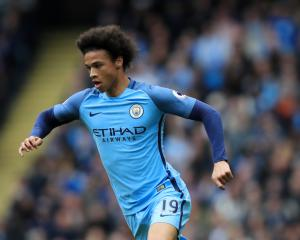 Nose job is breath of fresh air for Manchester City winger Leroy Sane