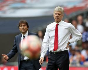 Arsene Wenger thinks Beijing game against Chelsea will be good gauge for Arsenal