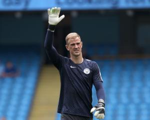 Joe Hart Accepts West Ham Had A Lucky Escape At Shrewsbury