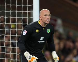 John Ruddy among seven released by Norwich