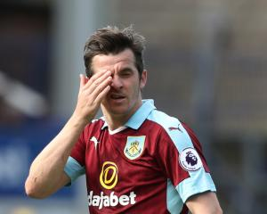 Banned Barton released by Burnley
