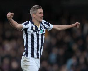 Millwall book Wembley date after five-goal thriller at Scunthorpe