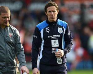 Goalkeeping coach considering wrongful dismissal claim against Huddersfield