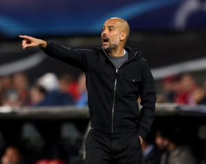 Pep Guardiola wants Man City to have more belief in the big games
