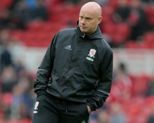 Steve Agnew not deterred from management despite Middlesbrough