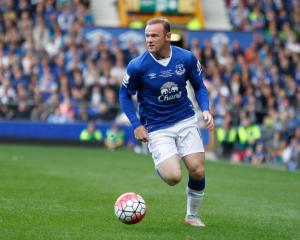 Wayne Rooney Returns To Everton Squad After Illness