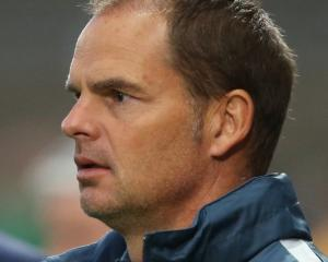 Frank de Boer in line for Crystal Palace job - reports