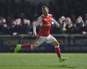 Deportivo have made offer for Lucas Perez, says Arsenal player