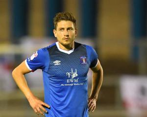 Carlisle striker could face first diving ban in English football after FA charge