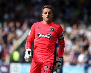 Plymouth Argyle have been forced to bring in their eighth goalkeeper of the season