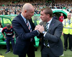 Mark Warburton hoping to be judged on end position not Old Firm derby results