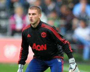 Manchester United goalkeeper Sam Johnstone makes Aston Villa loan switch