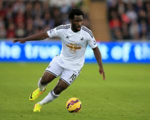 Wilfried Bony insists off-field issues won