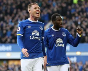 James McCarthy eyeing first-team return as Everton host Arsenal