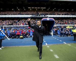 Pedro Caixinha begins life as Rangers boss with 4-0 win over Hamilton
