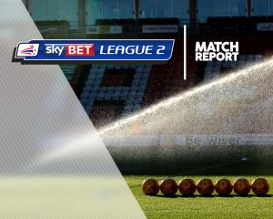 Swindon 1-0 Wycombe - 21-Oct-2017  : Match Report