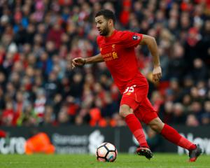 Kevin Stewart leaves Liverpool