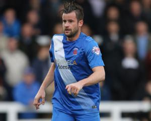 Hartlepool hanging from a thread as relegation looms after Cheltenham defeat