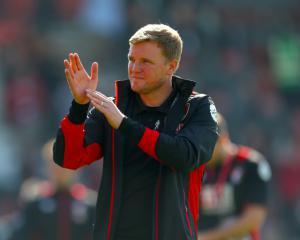 Eddie Howe praises players after surviving Premier League second season syndrome
