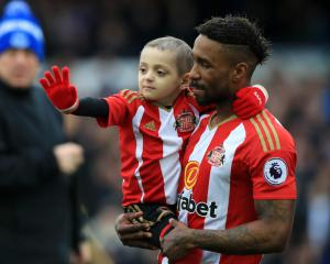 Bradley Lowery nominated for sports award