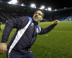 David Wagner leads Huddersfield away for sunshine break ahead of play-off final