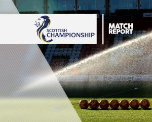 Morton 1-1 Ayr: Match Report