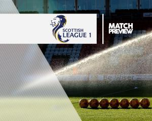 Airdrieonians V East Fife at Excelsior Stadium : Match Preview