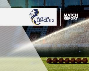 Stirling 0-3 Forfar: Match Report