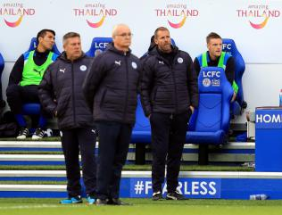Ranieri defends tinkering with Leicester team as Vardy gets benched