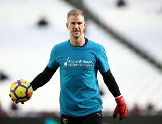 David Moyes: Joe Hart will play again but England spot is not my concern