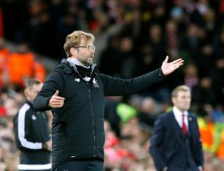 Jurgen Klopp stands by view of Everton penalty but admits emotions got to him
