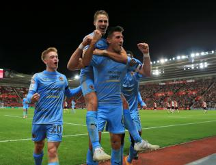 No Wembley return for beaten finalists Southampton as Wolves spring a surprise