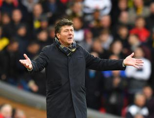 Watford players will give all in season finale, says departing boss Mazzarri