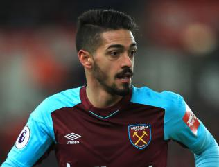 David Moyes questions Manuel Lanzini charge
