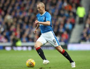 Kenny Miller wins it for Rangers in Europa League qualifier
