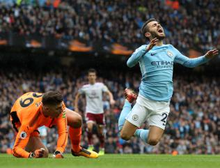 Burnley boss Sean Dyche criticises FA's stance on diving