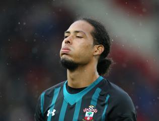 Virgil van Dijk hints at Southampton exit in January