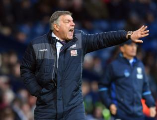 Allardyce: Pressure starting to lift from Palace players