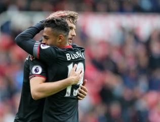 Middlesbrough fans angered by Southampton defeat