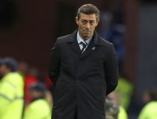 Pedro Caixinha tells Rangers fans to be patient
