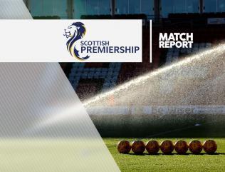 Rangers 2-1 Hearts: Match Report